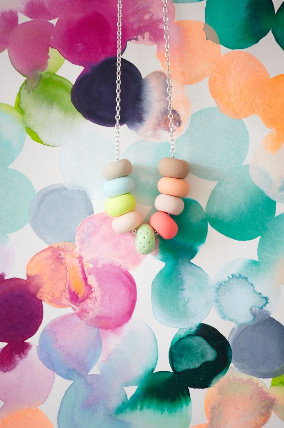 liesl+necklace+by+MadeByEmilyGreen+on+Etsy,