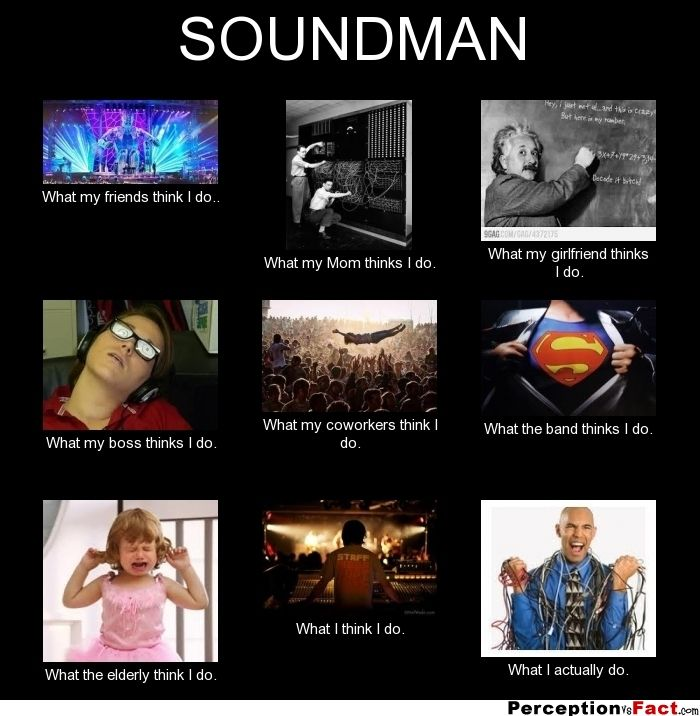 Audio Engineer Memes Facebook
