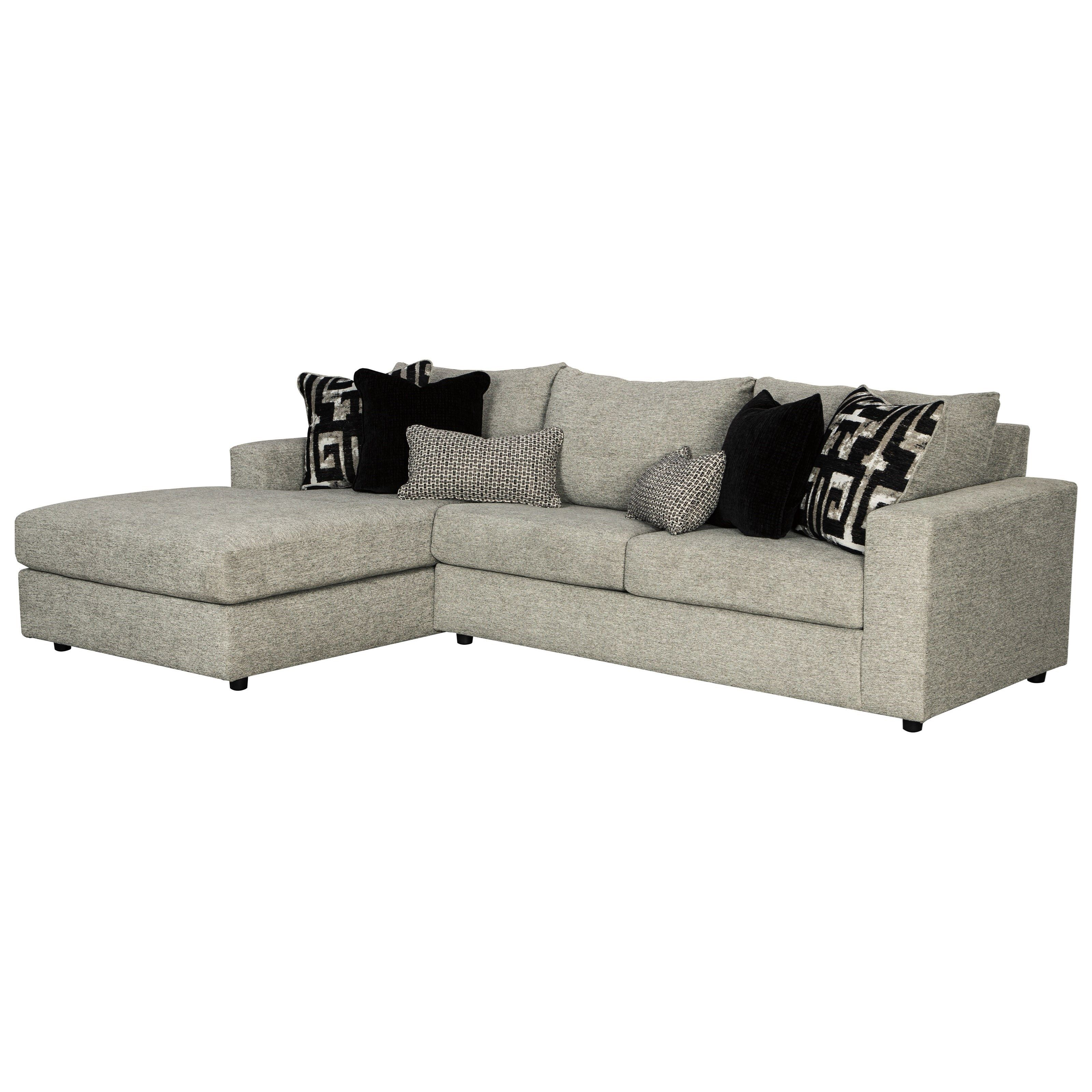 Ravenstone Sectional Sleeper By Signature Design By Ashley At