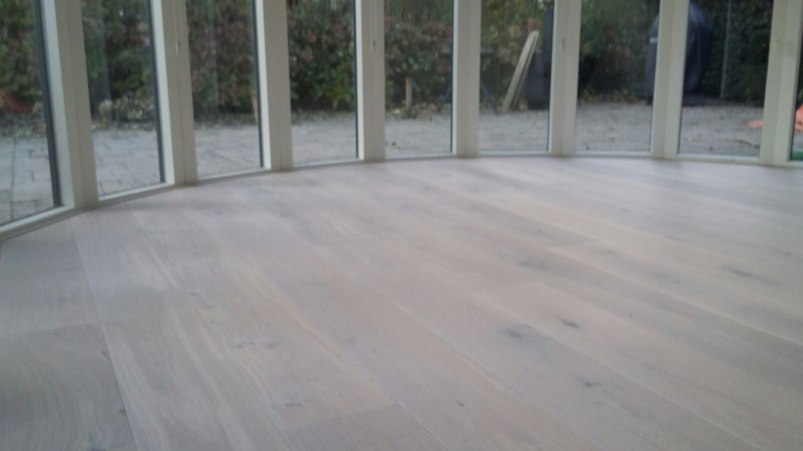 extra witte eiken vloer in de hardwaxolie houten vloeren pinterest