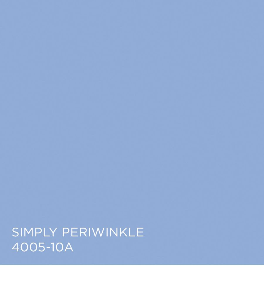 Simply Periwinkle 4005 10a Available At Lowes Someday Starts