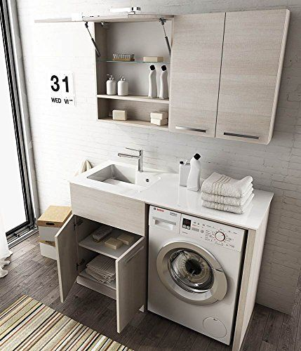 bildergebnis f r waschtisch 50 cm neben waschmaschine kleine b der in 2019 pinterest. Black Bedroom Furniture Sets. Home Design Ideas