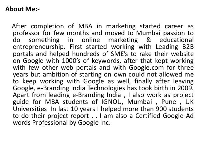 project report titles for mba in marketing Try Pinterest