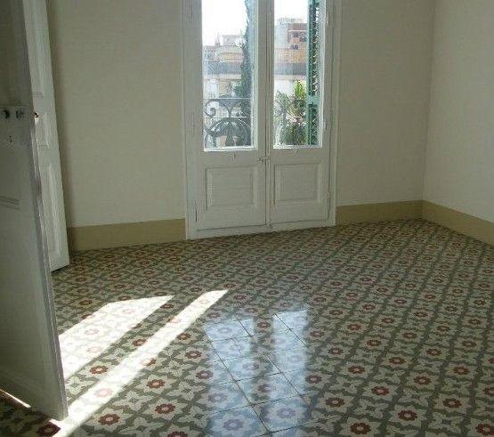Reforma piso antiguo buscar con google hydraulic tiles - Pisos alquiler en alcobendas particulares ...
