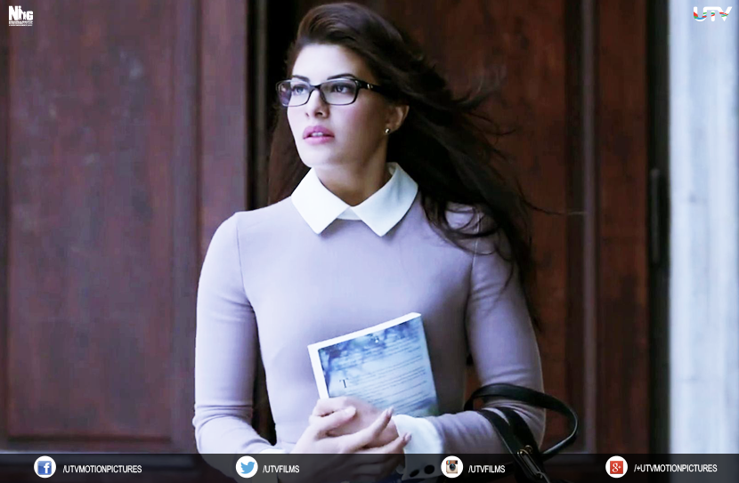 Her innocence makes one want to protect her. No wonder the #Devil is in love with her. Wouldn't you be too? #Kick is now playing at a cinema near you.