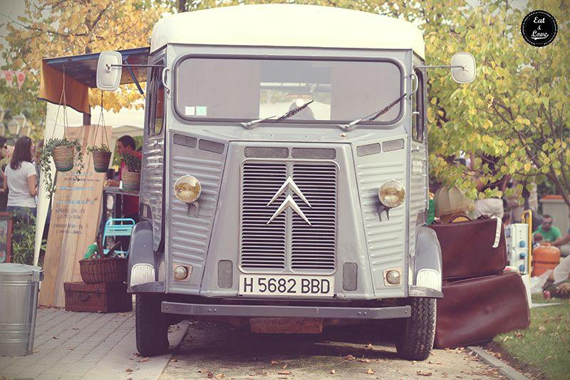 Rufina e Hijas Food Truck - Street Food Madrid