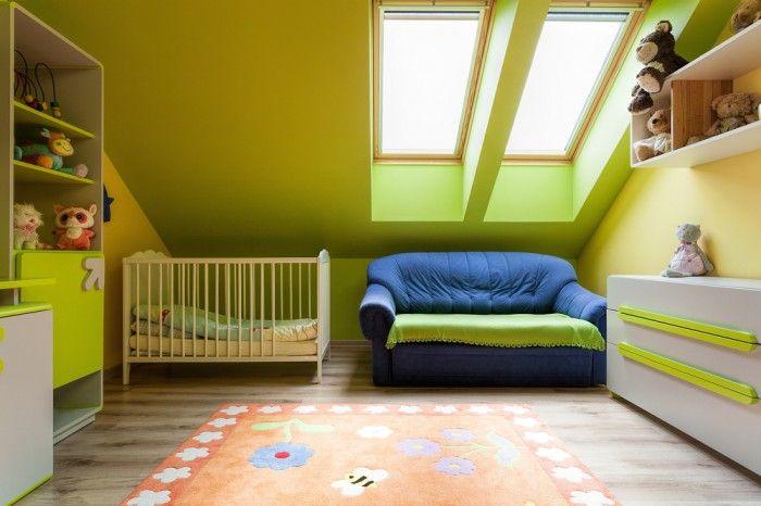nursery loft conversion   Children\'s Bedroom Loft Conversions ...