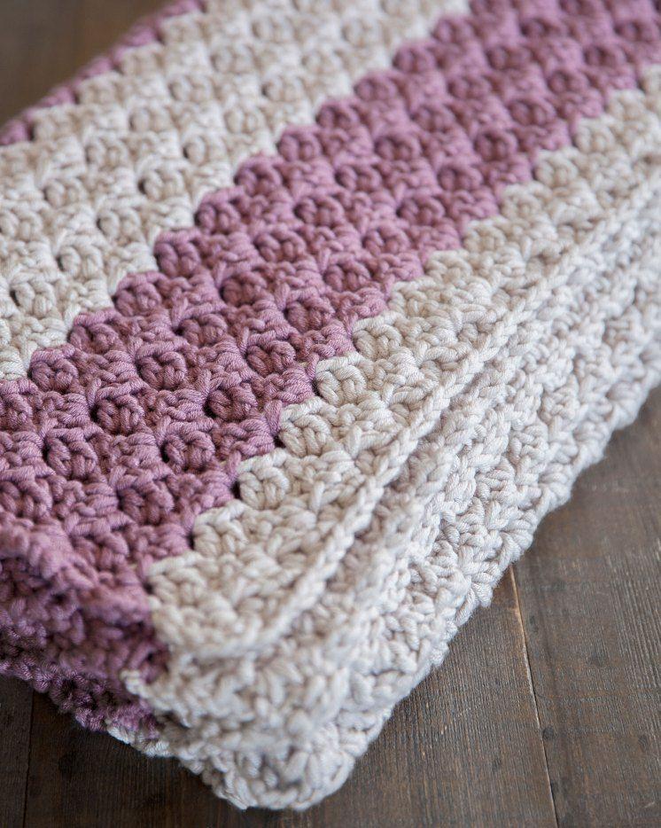 Free Chunky Crochet Throw Pattern Crochet throw pattern