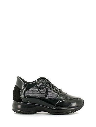 2980 Shoes with laces Frauen Black 36 Enval encdFct5
