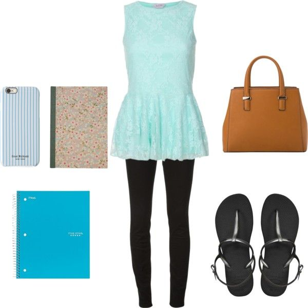 First Day Of School Outfits Idea 2/5