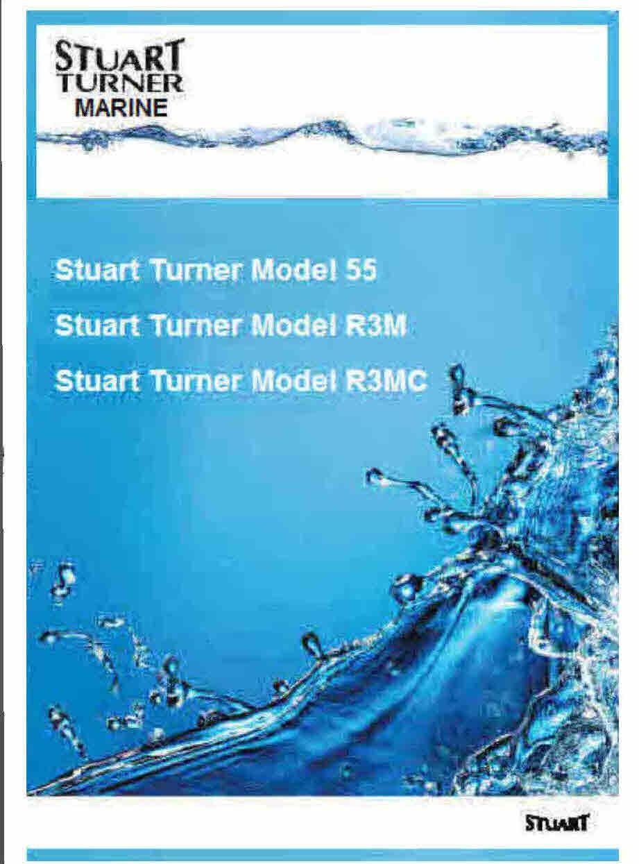 Stuart Turner Marine Manuals Outboard Bee Manual