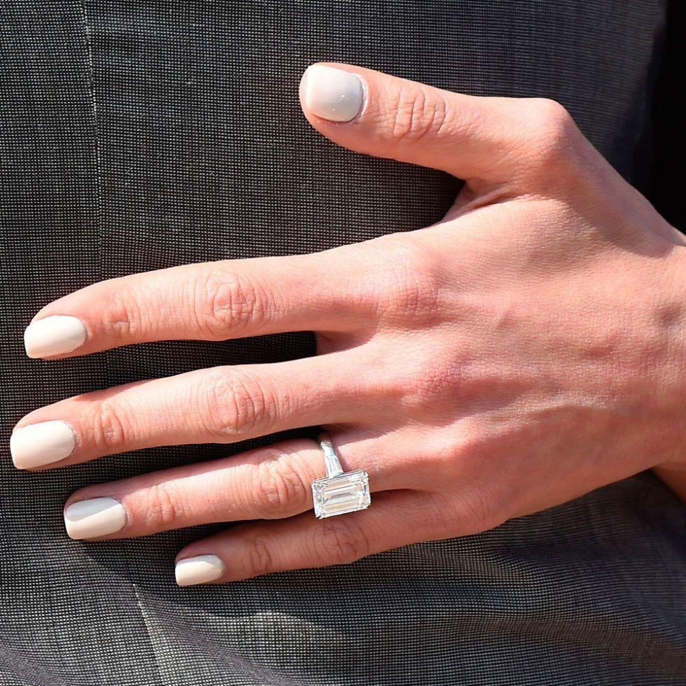 George clooney and amal wedding rings