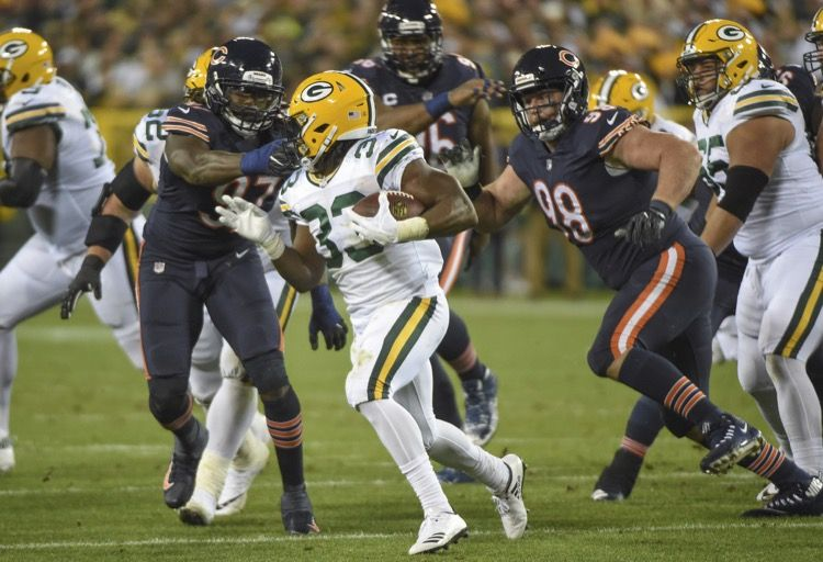Here Is The Aaron Jones Apology Green Bay Packers Packers Green Bay