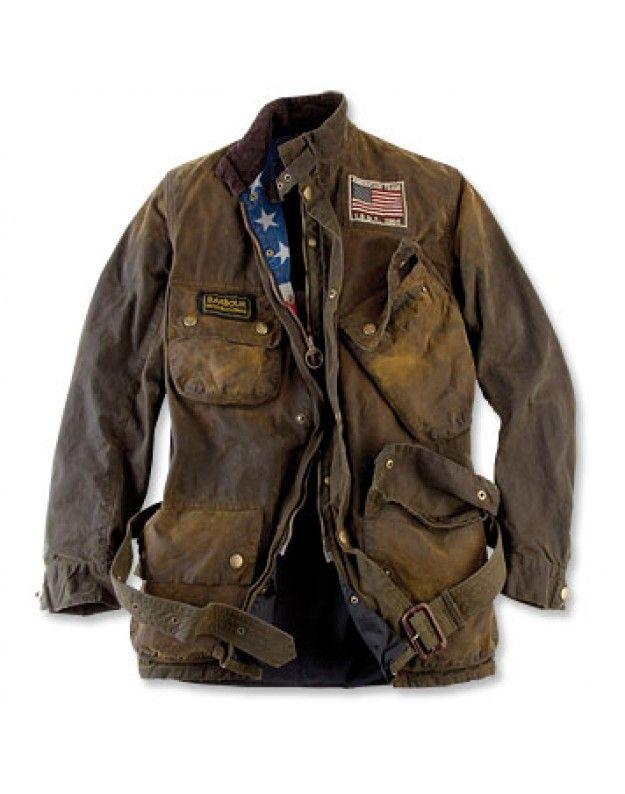82ab9baff6f Barbour Steve McQueen Rexton Jacket