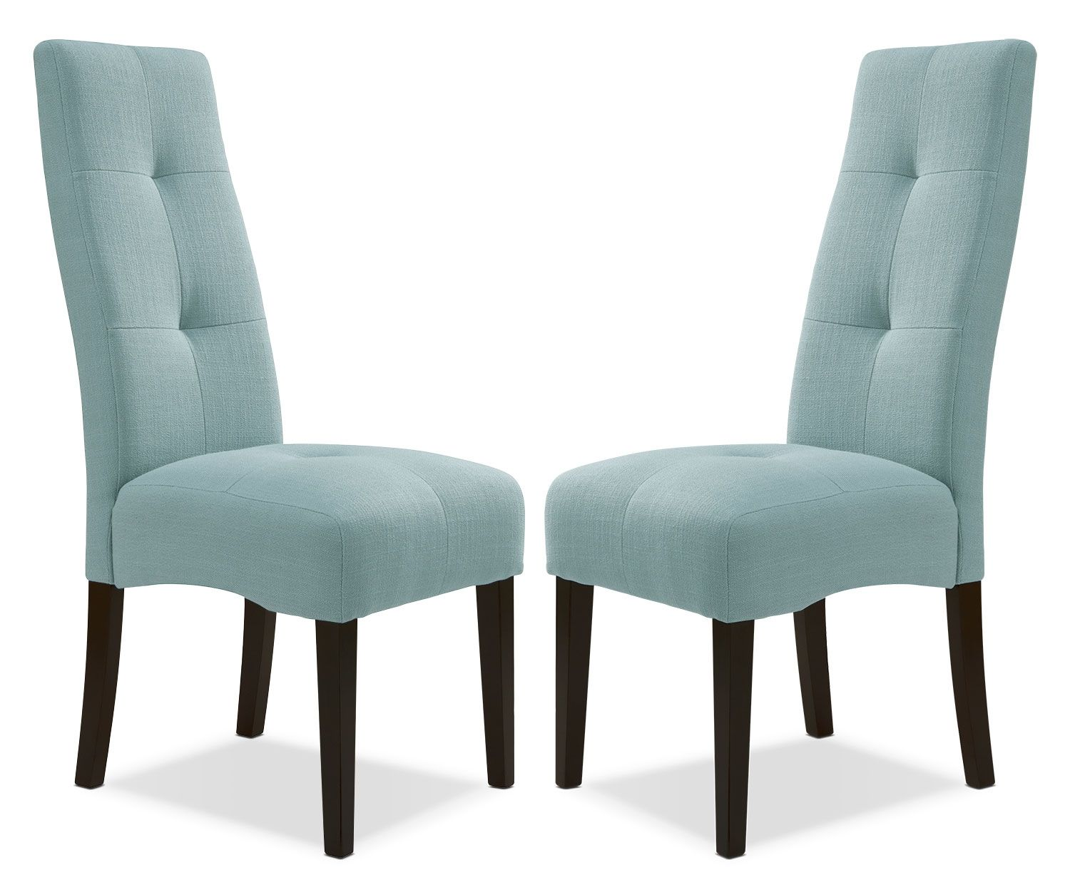 Light blue dining chairs - Sadie Light Blue Dining Chair Set Of 2 The Brick
