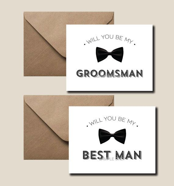 Will you be my best man card will you be my groomsman ring bearer will you be my best man card will you be my groomsman ring bearer junglespirit Images