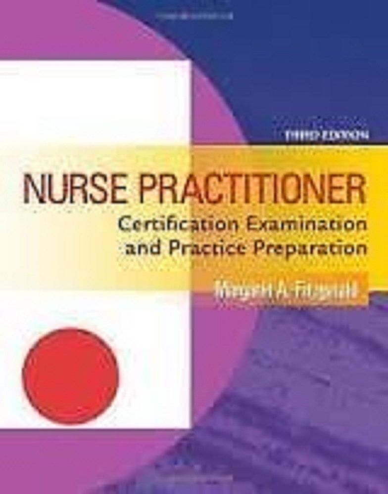 Study Guide For Family Nurse Practitioner Certification Examination