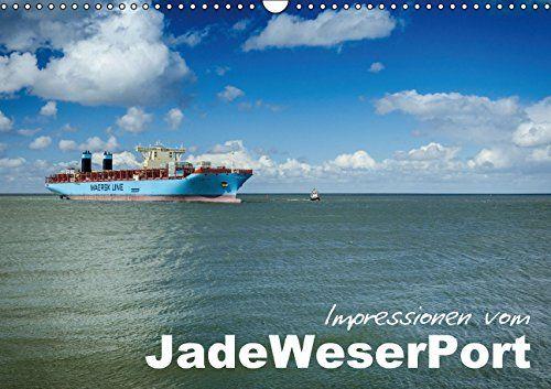Impressionen vom JadeWeserPort (Wandkalender 2016 DIN A3 quer): Bilder vom JadeWeserPort, Wilhelmshaven (Monatskalender, 14 Seiten) von www. geniusstrand. de http://www.amazon.de/dp/3664641159/ref=cm_sw_r_pi_dp_uxArwb02FBN16