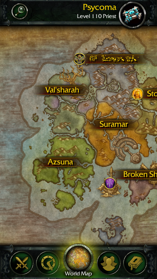 I think highmountain has been invaded and renamed by the new leaders explore blizzard hearthstone world of warcraft and more gumiabroncs Images