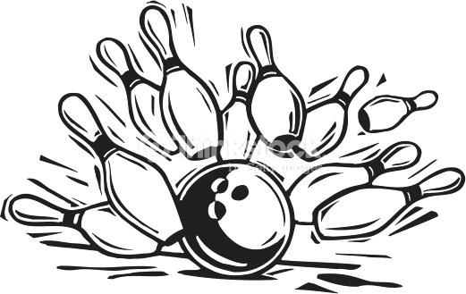 Bowling Clipart Black And White Google Search Illustration Art Drawings For Kids Clip Art