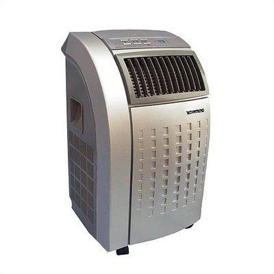 12 000 Btu Portable Air Conditioner With Remote By Spt 369 99 Portable 12 000 Btu Portable Air Conditioner Washable Air Filter Room Air Conditioner Portable