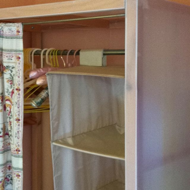 Wonderful Way To Make Extra Closet Space