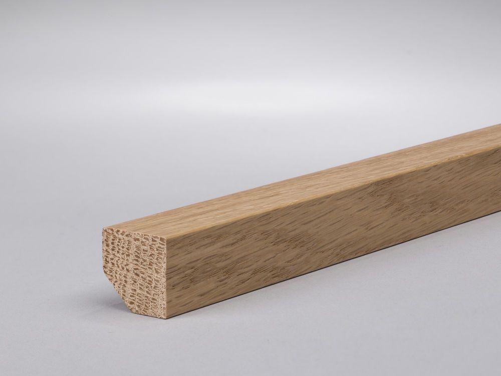 Fußleisten Holz details zu massivholz eiche 20x20 mm oberkante gerade sockelleiste