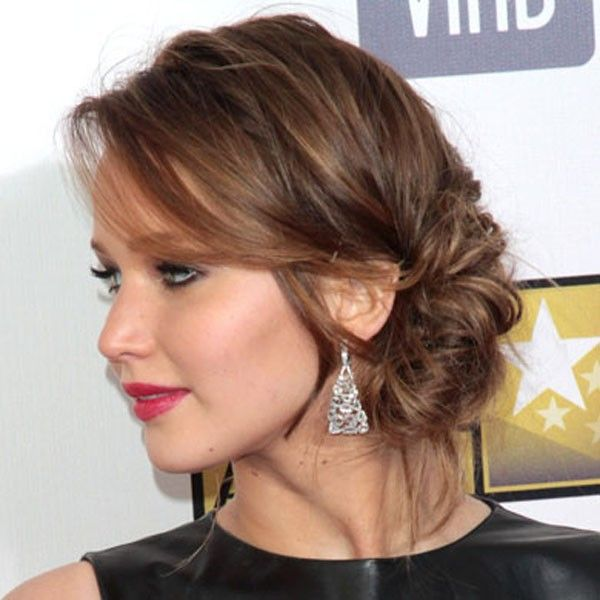 Celebrity Hairstyles. Coiffures of the Rich and Famous.