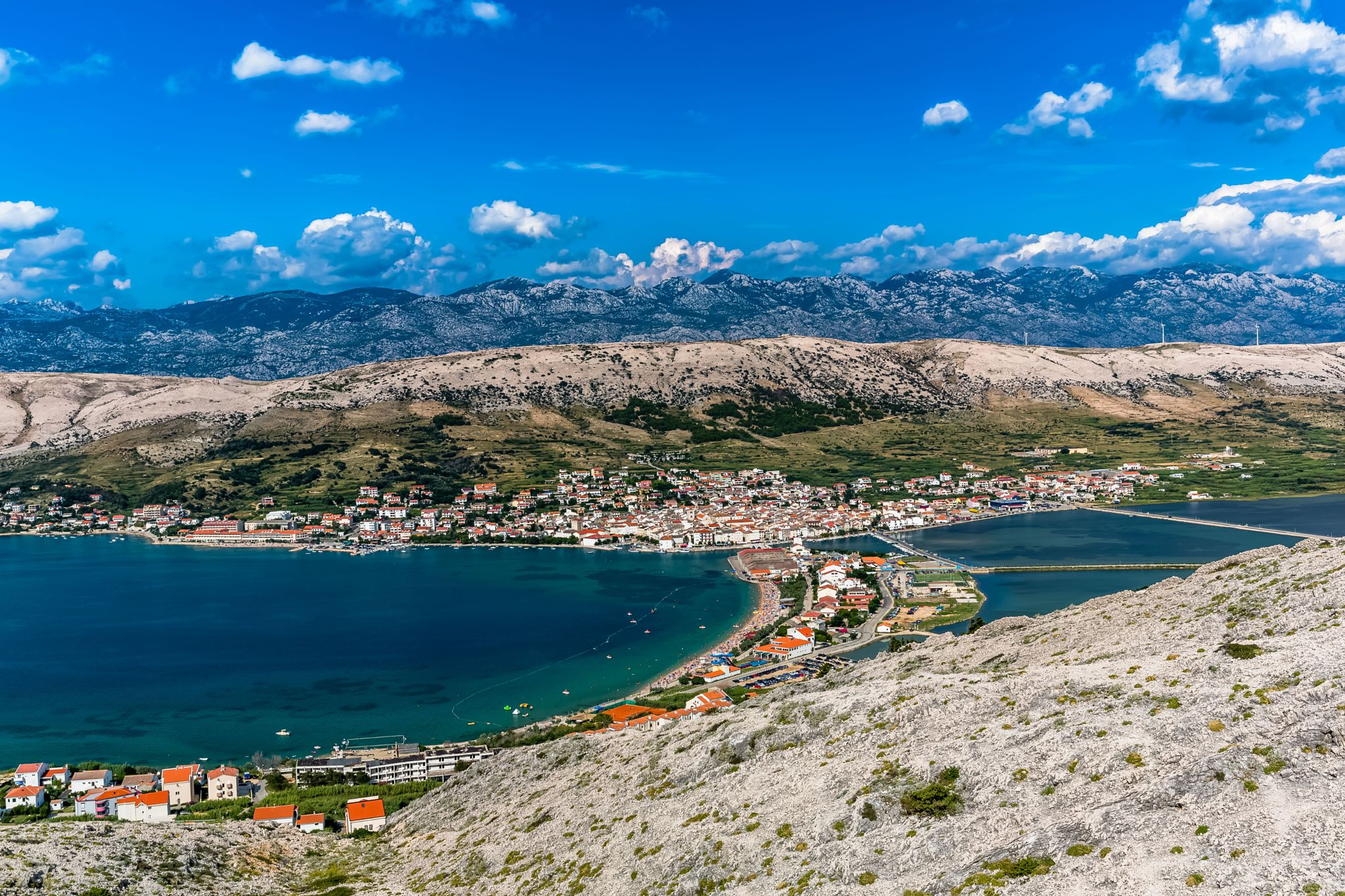 City of Pag,  Croatia by Europe Trotter on 500px