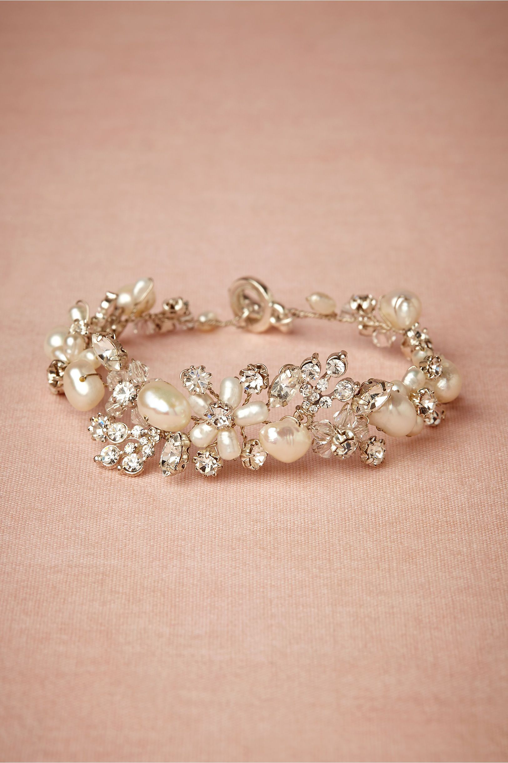 Nanette bracelet in bridal party u guests mothers at bhldn wedding
