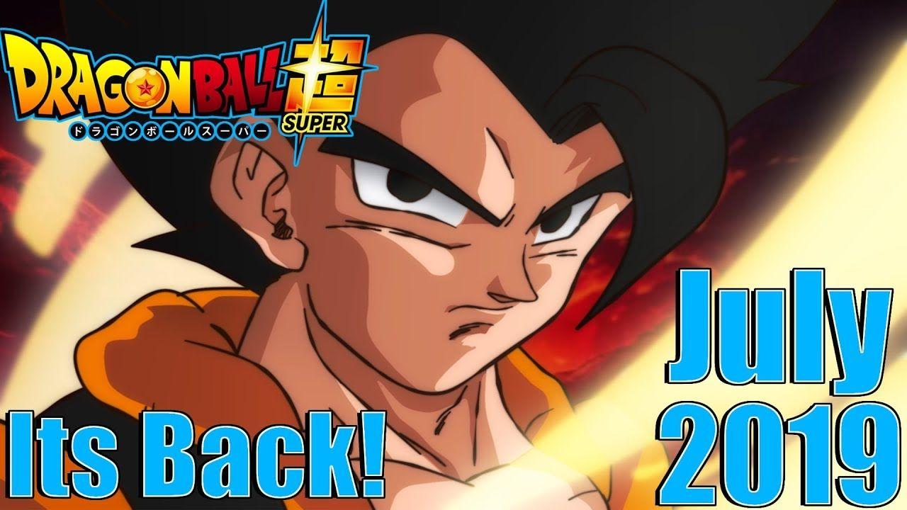 DRAGON BALL SUPER IS BACK! | Youtube | Dragon ball, Dragon