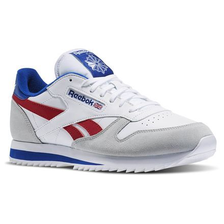 Footwear · Reebok Classic Leather Ripple Low BP Men's Retro Running Shoes
