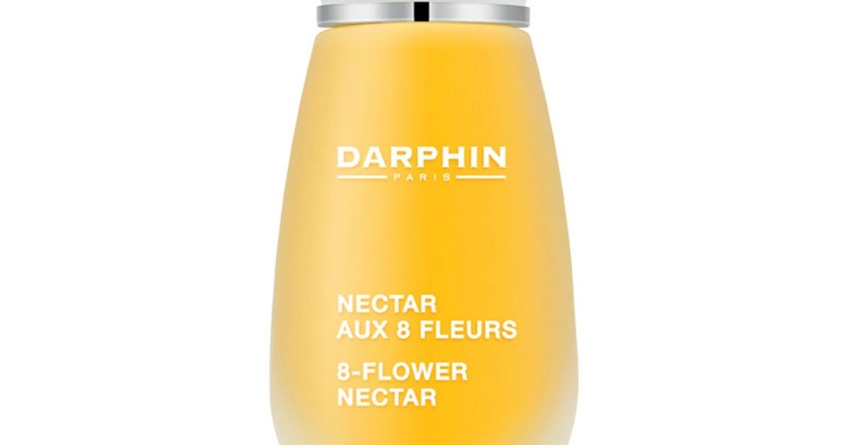 Hall of fame darphin 8flower nectar oil and a meetn