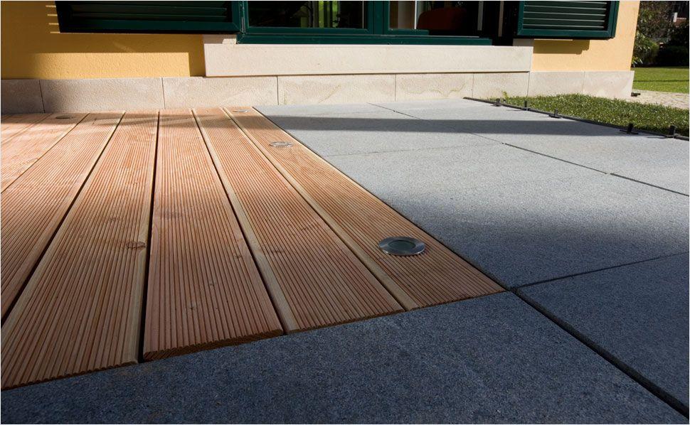 Terrasse Stein Holz Kombination bildergebnis für terrasse holz stein kombination garten