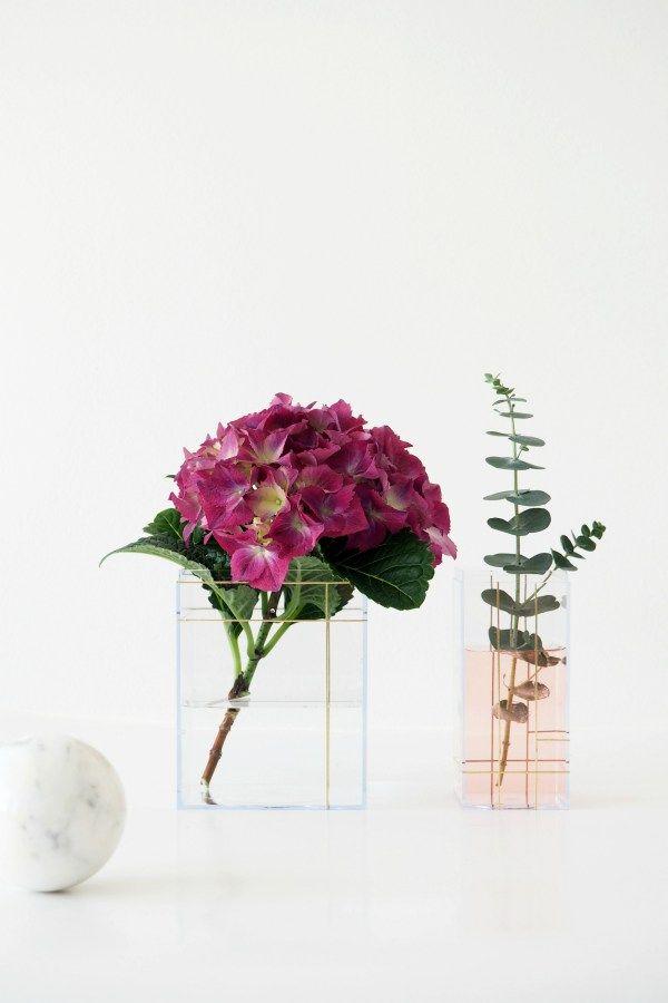 DIY-Grid-Vases | Monsters Circus