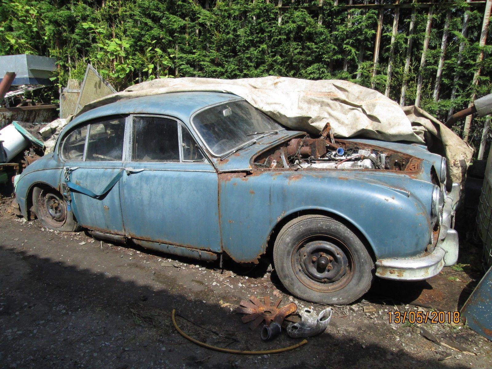 Jaguar mk2 3.8 Automatic for restoration or parts   Restoration ...