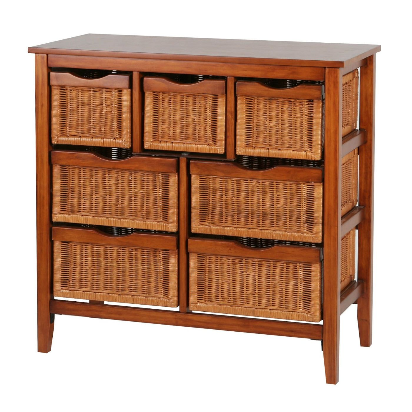 Occasional Key West 7 Drawer Chest Shopko Com Chest Of Drawers Drawers Coffee And End Tables
