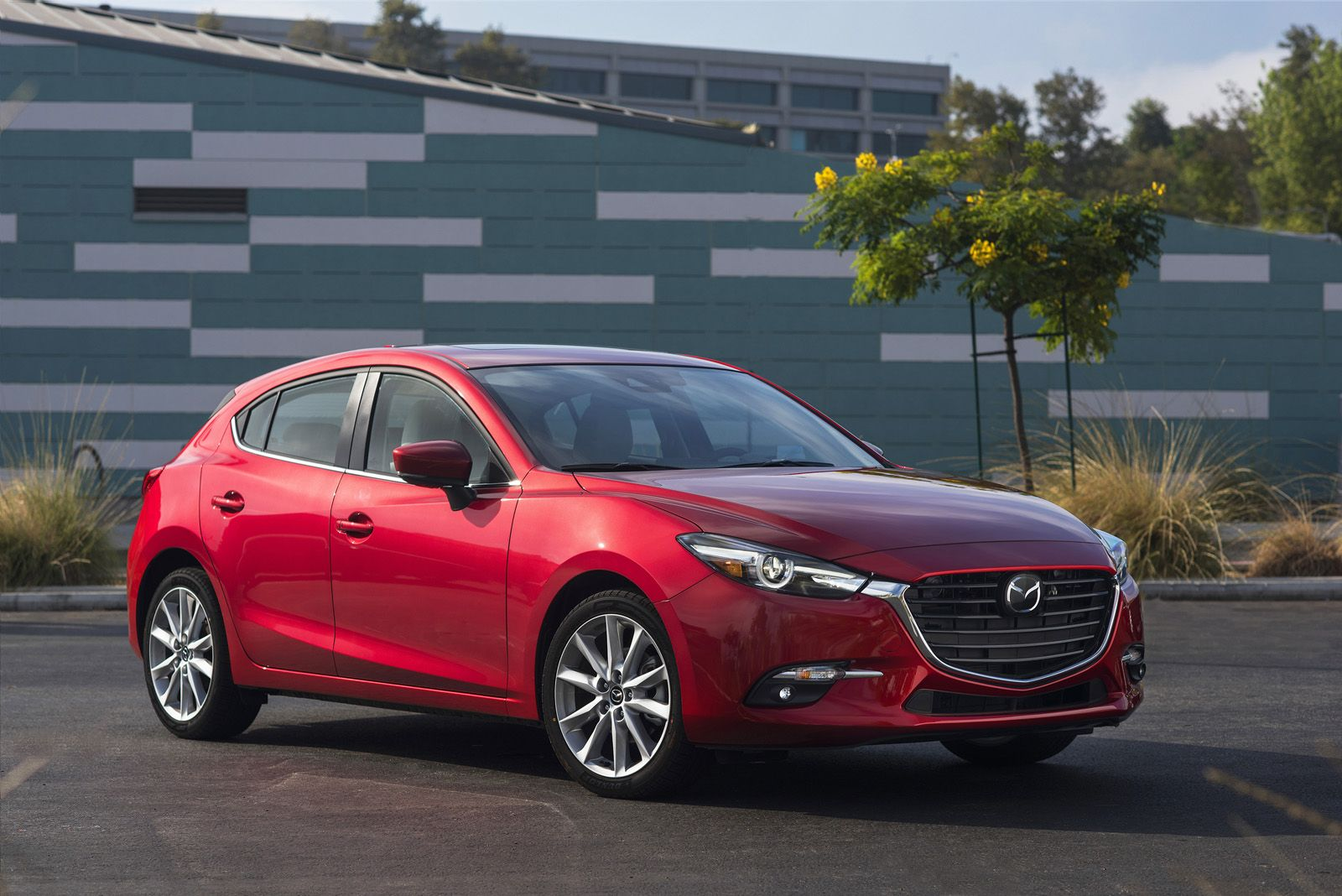 The mazda3 is back for 2017 with a host of minor upgrades chief among them