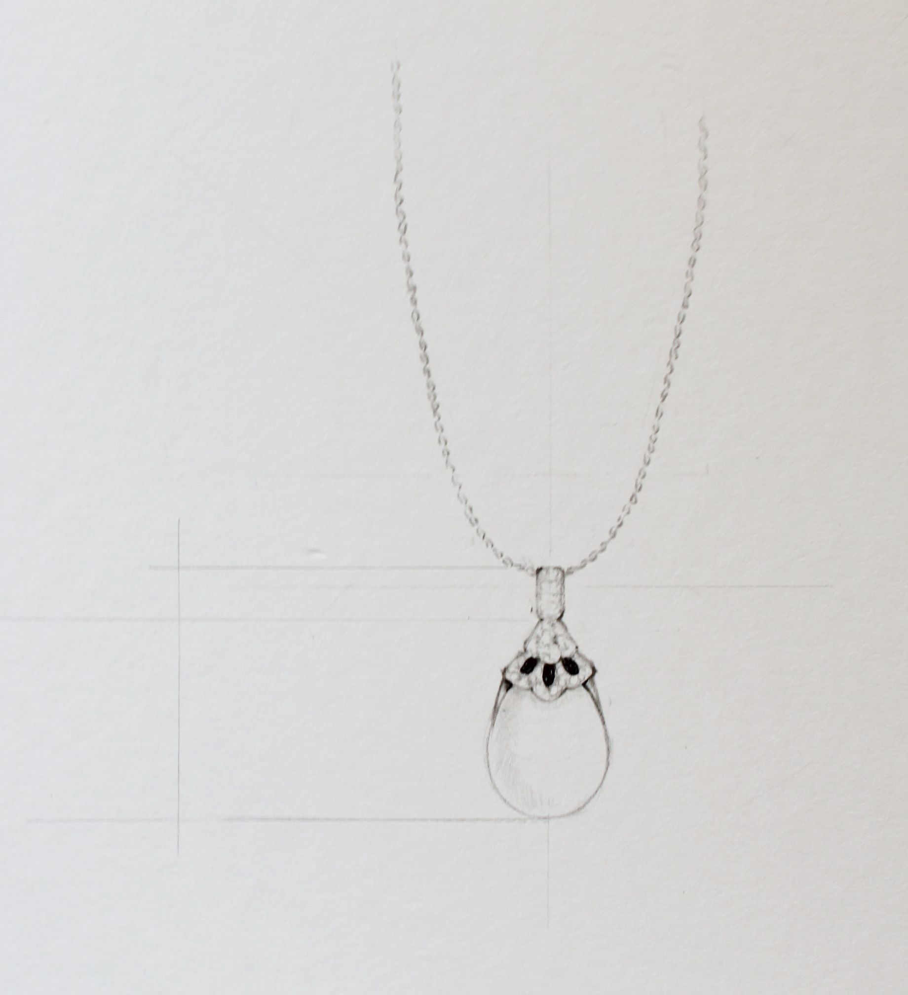 Drawing And Designing Jewelry How To Draw Necklaces And Bracelets