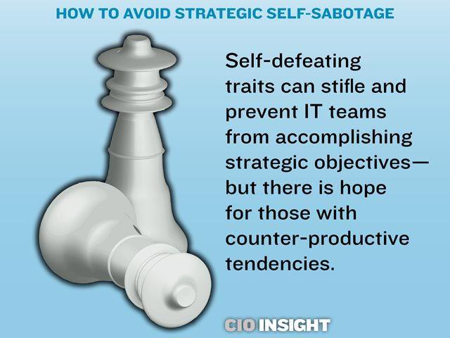 How to Avoid Strategic Self-Sabotage