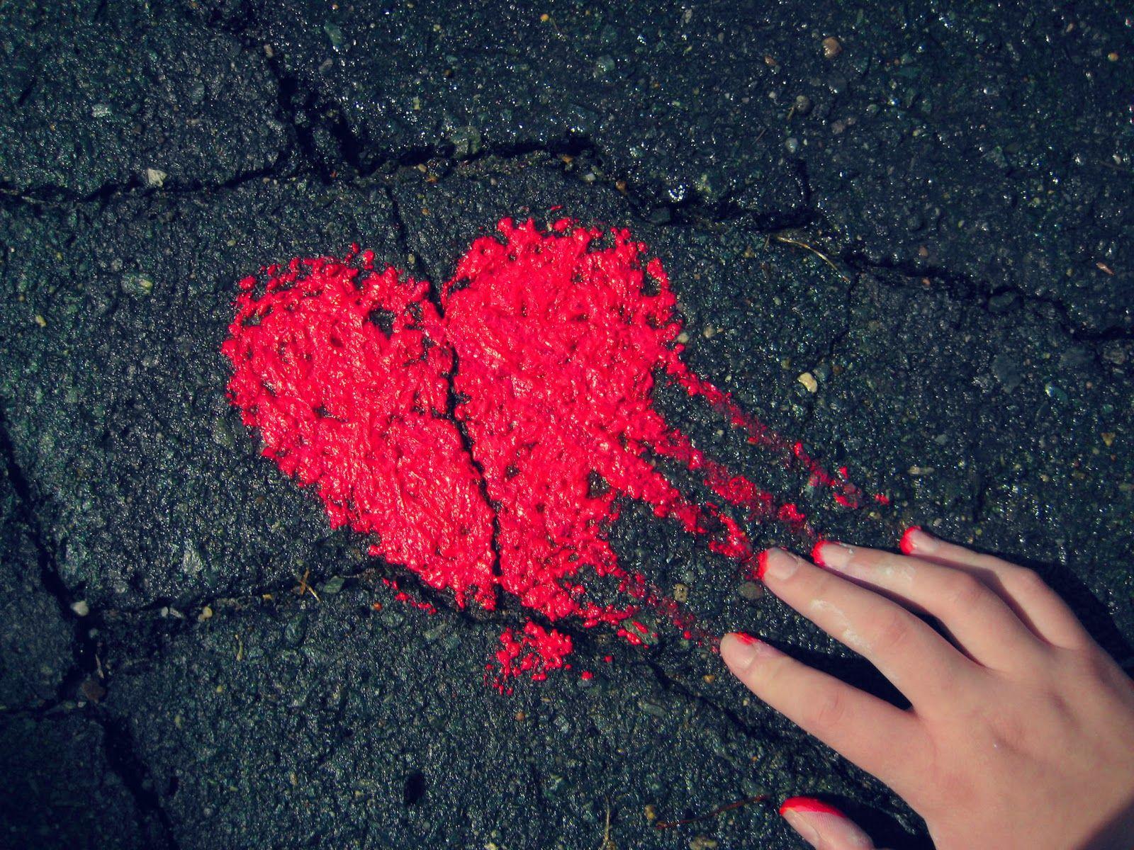 Broken Heart Pictures Of Love
