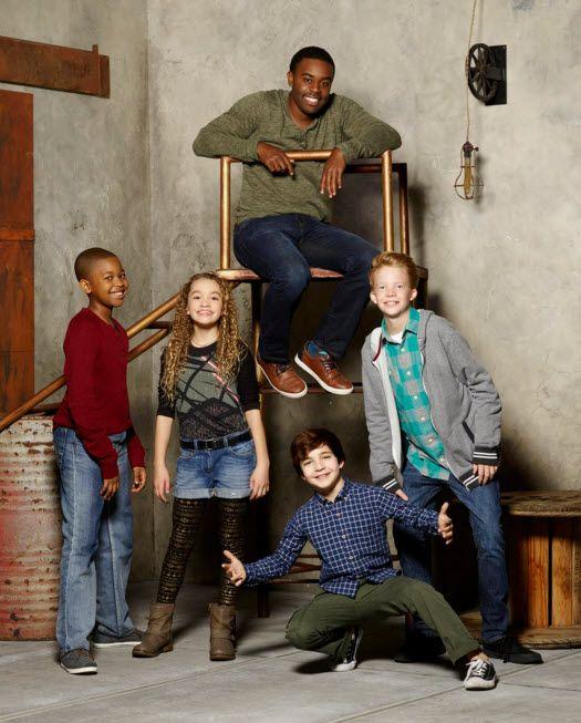 Walk The Prank Episode Crushed Airs On Disney Xd April 13 2016 Disney Xd Cartoon Tv Shows Disney Cast
