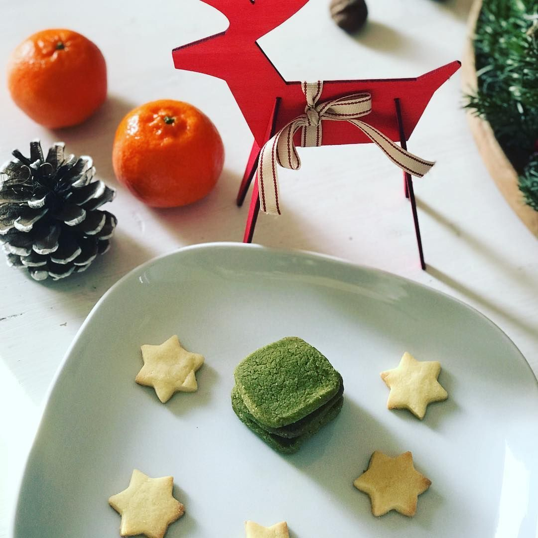 Photo of yoshiko tajima on Instagram: This year's matcha cookies are delicious…
