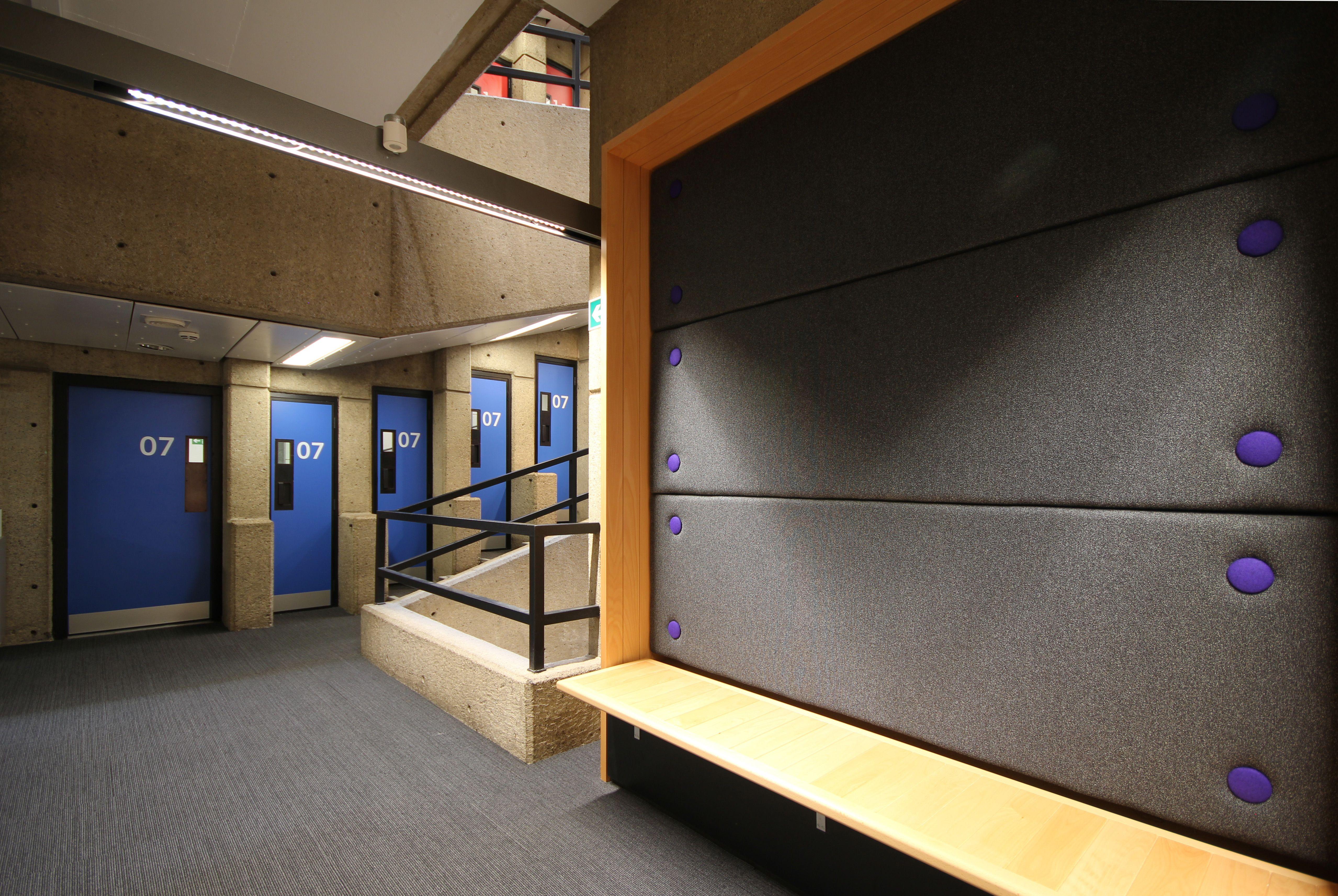 Roger Stevens Building University Of Leeds