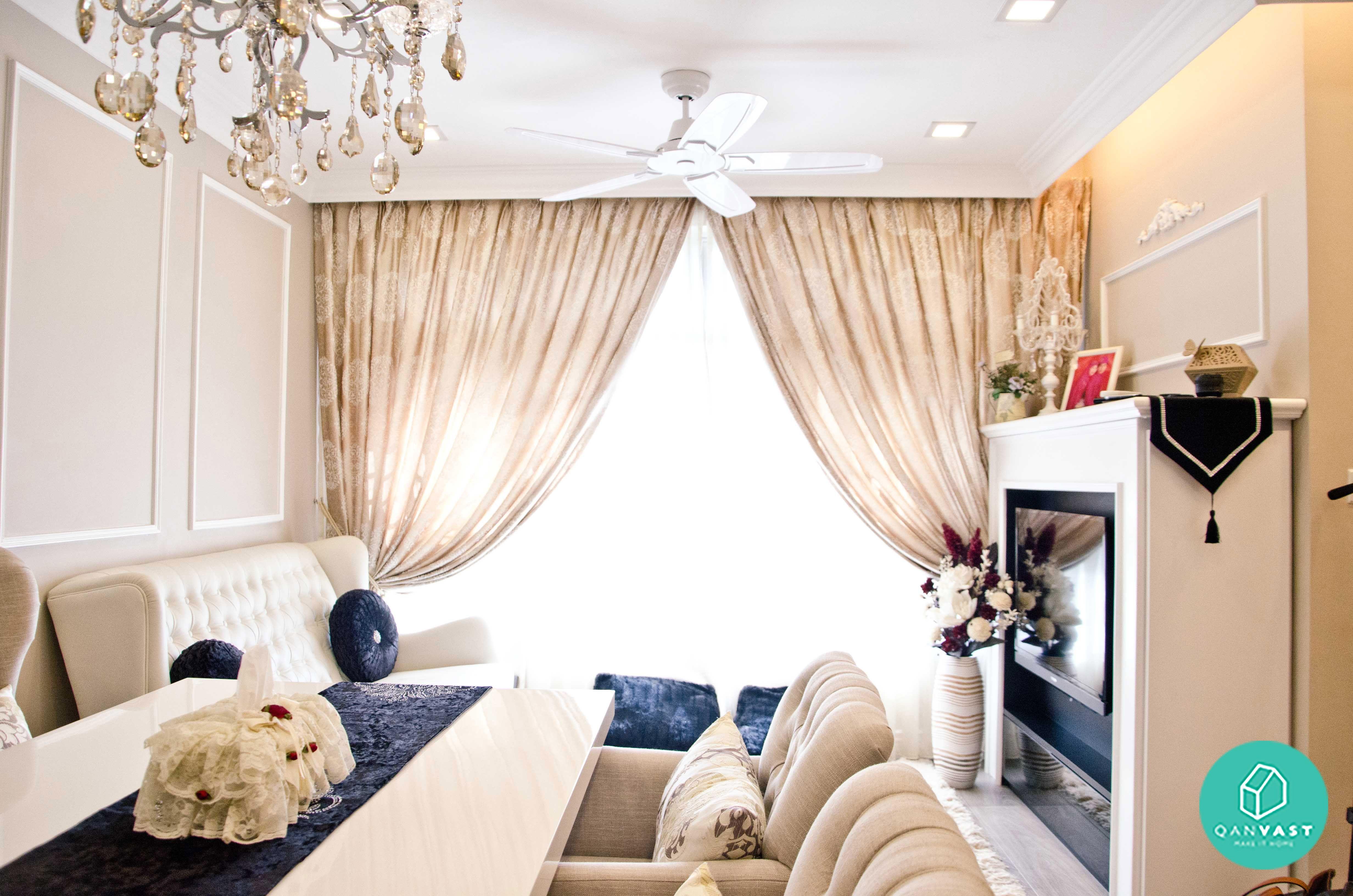 Upper Room Punggol Crest Living