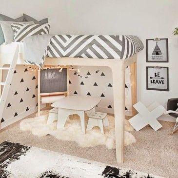 Resultado De Imagen Cama Alta Ikea Ninos