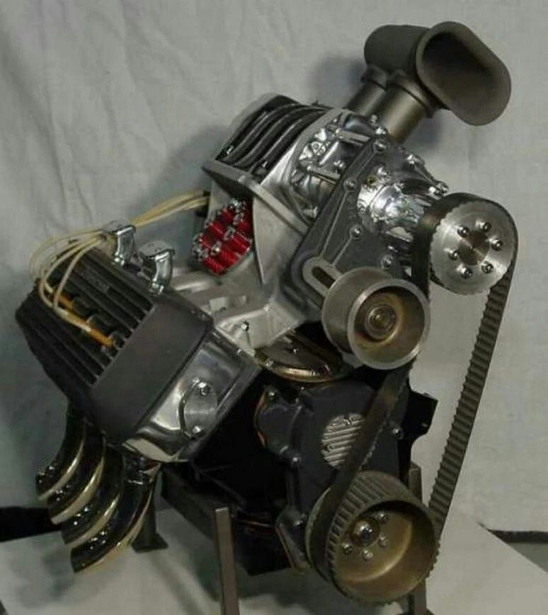 Buick Wildcat V8 Engine: Triple 2 Barrel NailHead NailHeads And Awesome Engines
