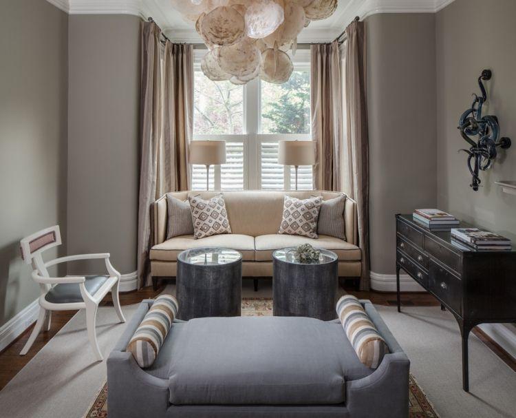 Kleine Sofas für kleine Räume \u2013 Mit 2-Sitzern einrichten - wohnzimmer ideen für kleine räume