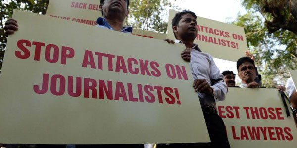 Two #Indian #reporters #shotdead in less than 24 hours