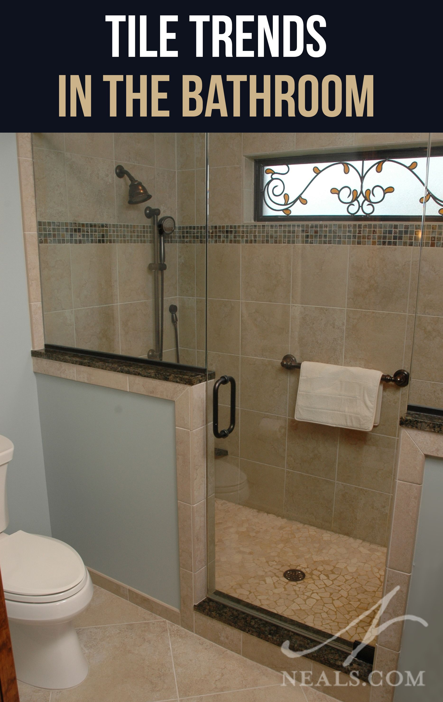 Bathroom Design Trends Tile Trends In The Bathroom  Bathroom Tiling Design Trends And